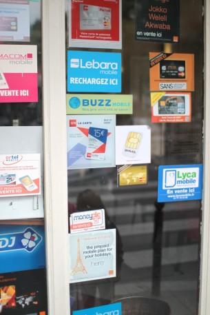 Shop window, a Tabac probs